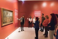 Pera Museum offers special exhibition tour and talk for Teachers' Day