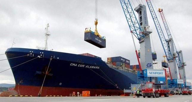 الصادرات التركية تسجل ارتفاعا للشهر الرابع على التوالي