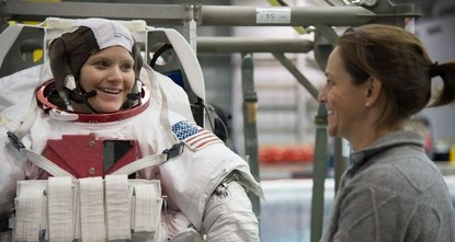 NASA launches investigation after astronaut accused of committing first space crime