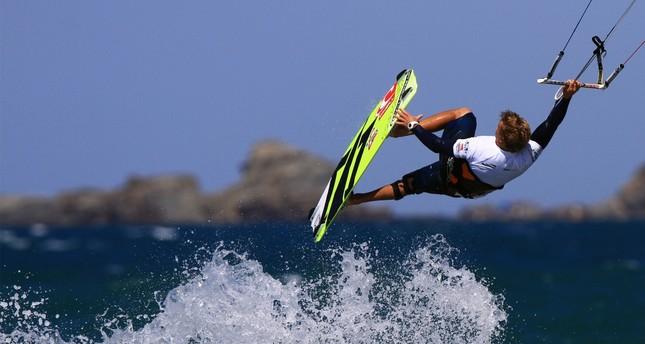 Turkey's biggest kiteboard festival to kick off in Istanbul