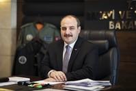 وزير الصناعة والتكنولجيا التركي مصطفى ورانك