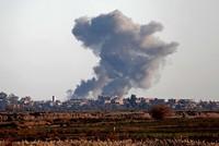 17 civilians killed as US coalition strikes mosque in Syria's Deir el-Zour