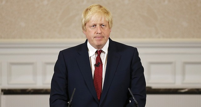 Former London mayor Boris Johnson launches his leadership bid for Britain's ruling Conservative Party in London, Thursday, June 30, 2016 AP Photo