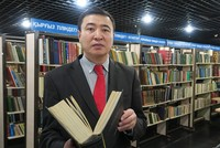 50,000-book Turkic library in Kazakhstan's Astana attracts students and scholars