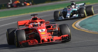 Software issue casts shadow on Formula 1