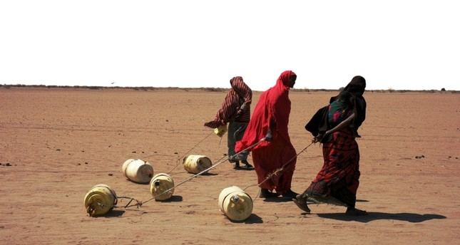 Mercy Corps emergency response to the drought in in Wajir County, northeastern Kenya. (FILE Photo)