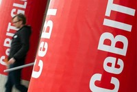 Hannover: Digitalmesse Cebit öffnet die Türen