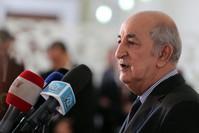 عبد المجيد تبون الفائز بانتخابات الرئاسة الجزائرية