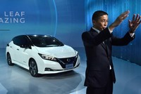 Nissan's new Leaf electric car goes farther on a charge and comes with a new type of drive technology and the possibility of single-pedal driving. But whether it can catch on with anyone but the...