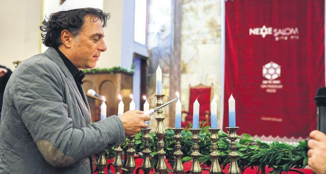 Turkey's Jewish community wraps up Hanukkah holiday