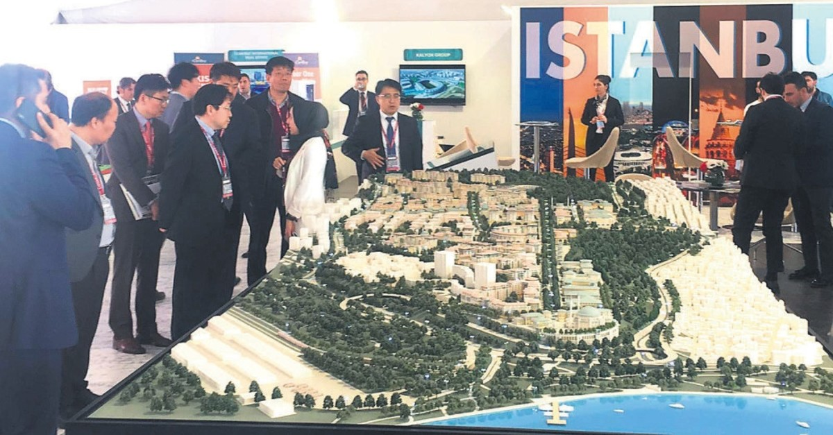 Around 206 Turkish institutions and organizations are representing Turkey at the world's largest real estate fair, MIPIM 2019, that kicked off yesterday in Cannes, France.