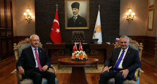 زعيم المعارضة التركية يأمل من الحكومة عدم تمديد حالة الطوارئ