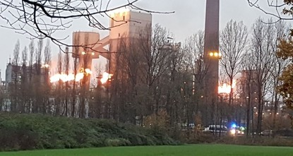 pA powerful blast shook a steel plant belonging to ArcelorMittal, the world's largest steelmaker, in Belgian port city of Ghent, local media reported on Monday./p