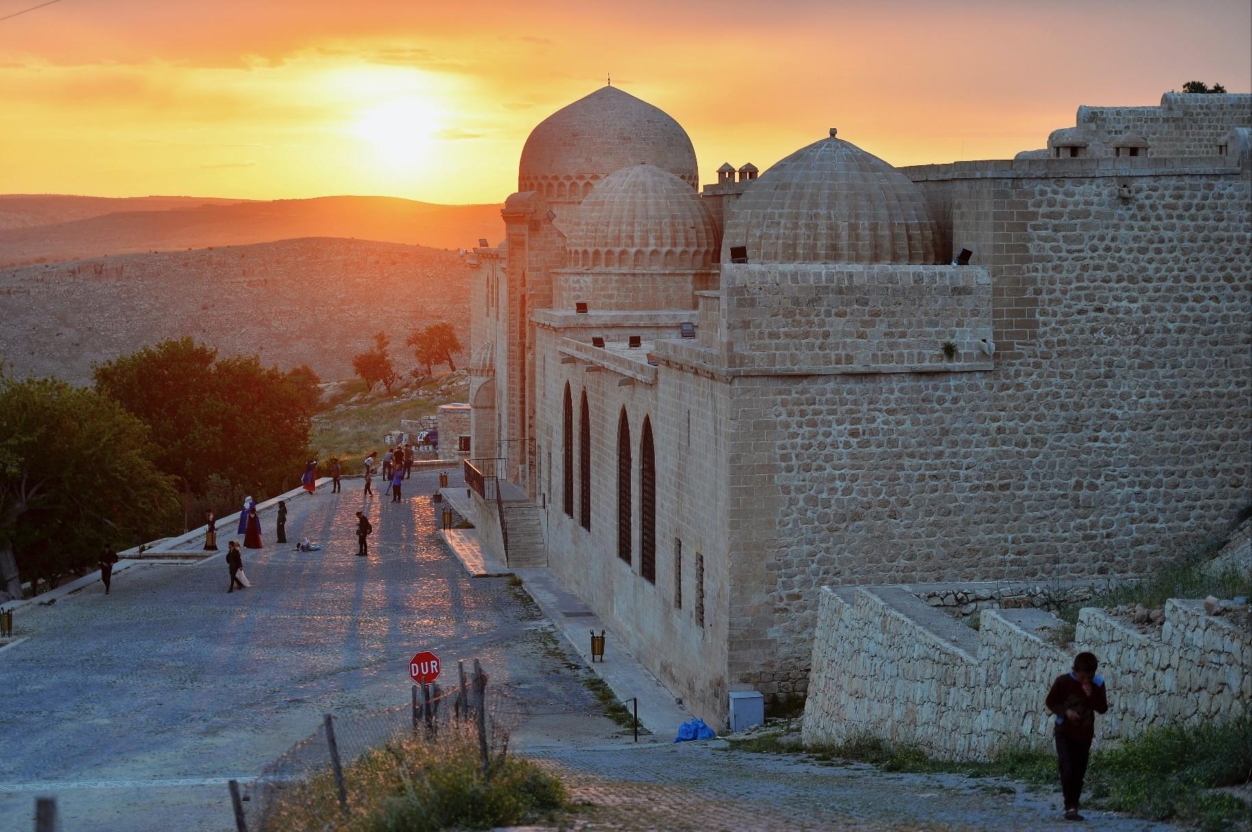 Kasu0131miye Madrasah in Mardin province.