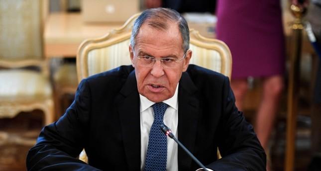 لافروف: روسيا لن تتخذ موقف الغاضب وتغلق الحوار مع واشنطن