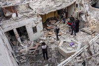 Turkey, Iran to continue cooperating to find way out of Syrian crisis