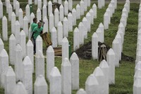 Bosnians mark anniversary of 1995 Srebrenica genocide
