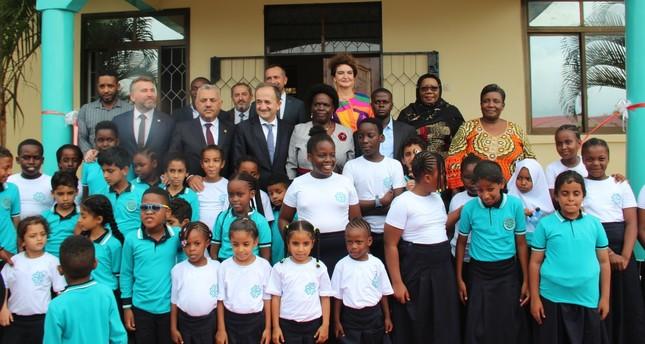 Maarif opens more schools in Tanzania