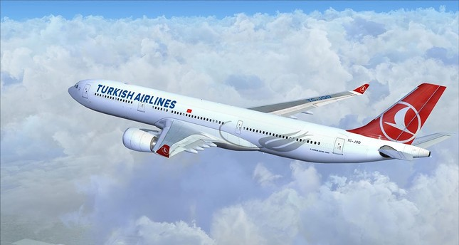Turkish Airlines: Zahl der Fluggäste steigt um 7,5 Prozent