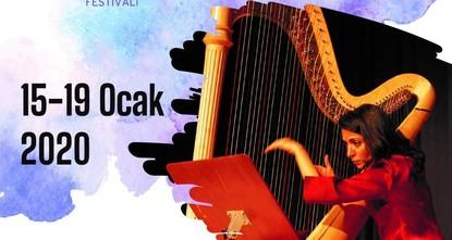 First harp festival dedicated to memory of Ceren Necipoğlu