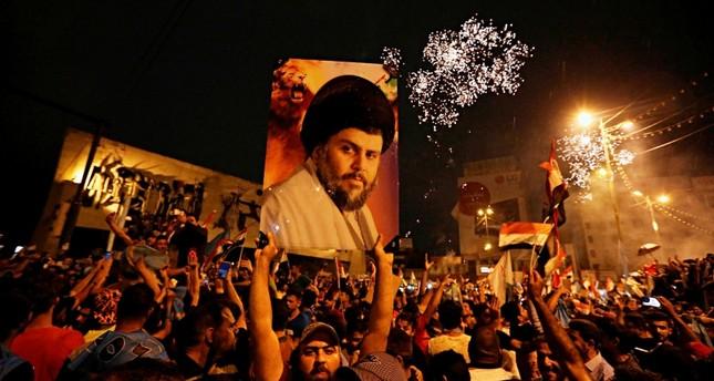 Erdoğan, Iraq election winner Sadr speak over phone