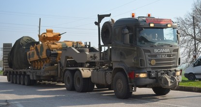 pIn the wake of Turkey's preparations to launch an operation in to Afrin, the latest move by the U.S. to form a border force led by the Syrian Democratic Forces (SDF), dominated by the...