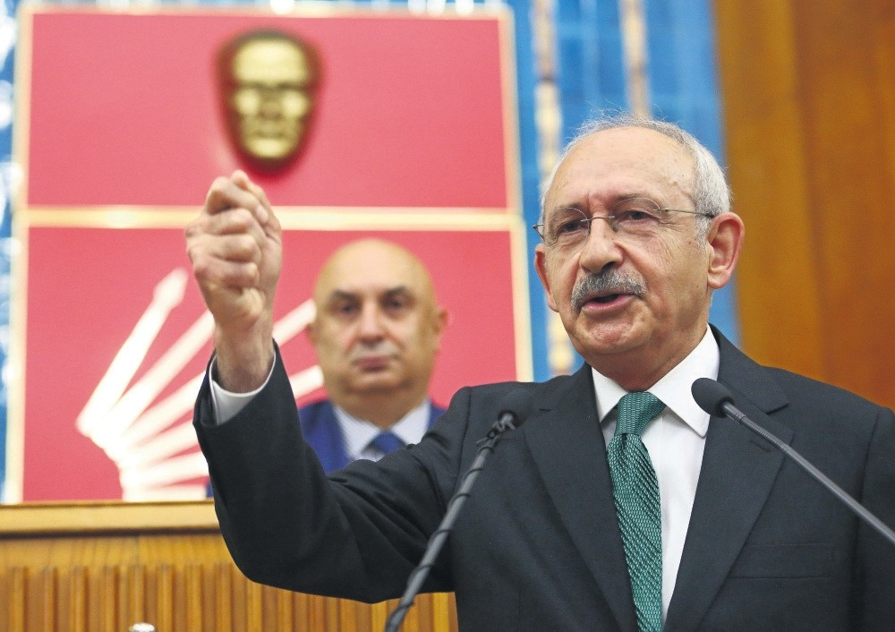 The main opposition Republican People's Party (CHP) Chairman Kemal Ku0131lu0131u00e7darou011flu is still searching for a candidate that will be palatable to all sides for the snap election.