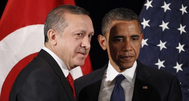 أوباما يعزي أردوغان والشعب التركي بالهجوم الإرهابي في مطار أتاتورك