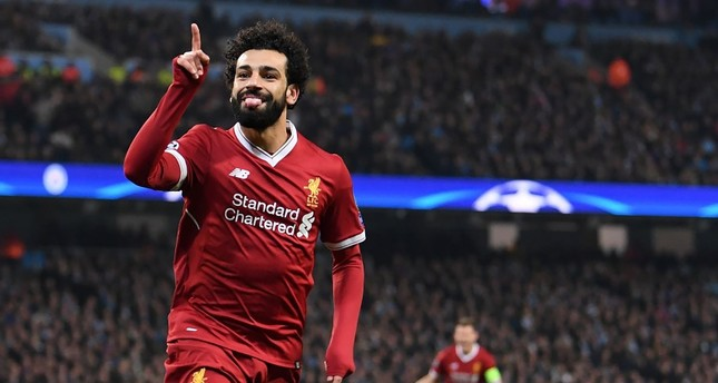 Liverpool ace Mohamed Salah has been recognised by Uefa for his sensational season last campaign. (FILE Photo)