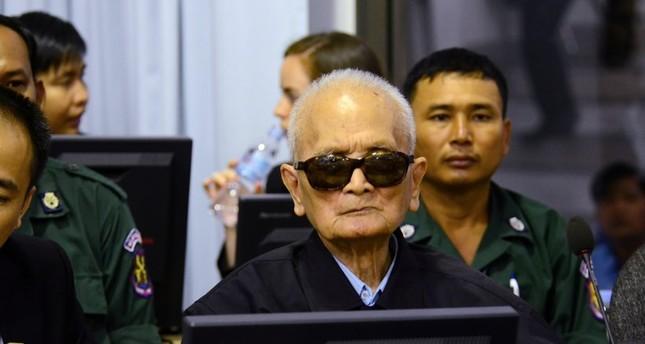 Roten Khmer-Anführer wegen Völkermord verurteilt