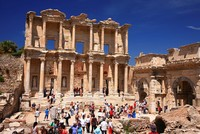 Turkey's UNESCO world heritage site Ephesus attracts 2.5M tourists