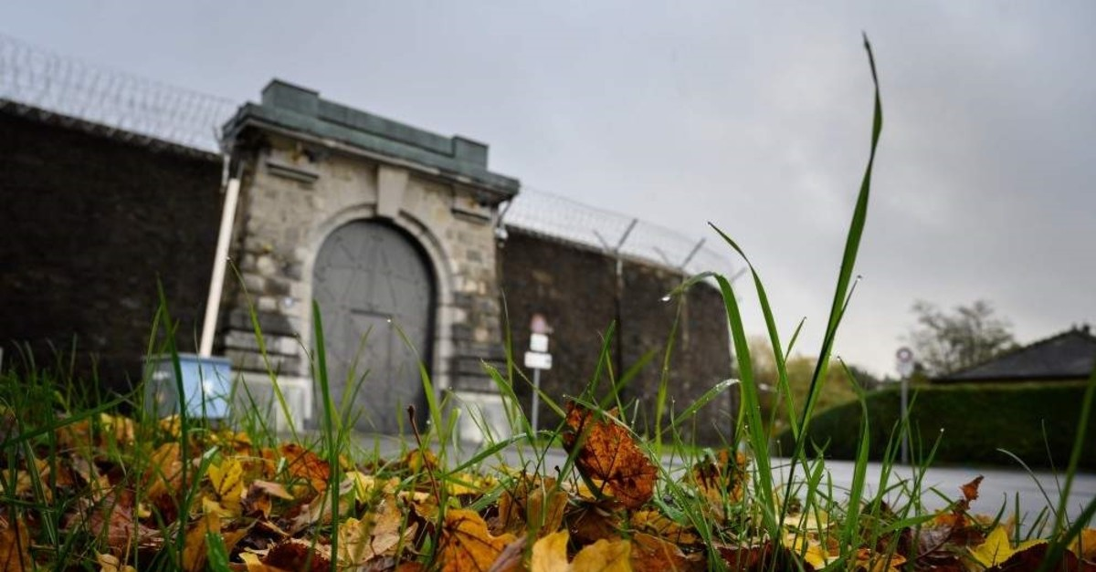 The prison of Bois-Mermet, where Peter Vogt is currently imprisoned, is seen on Nov. 18, 2019, in Lausanne, western Switzerland. (AFP Photo)