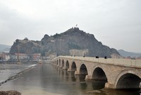 Restoration of 5-centuries-old Silk Road bridge in central Turkey completed