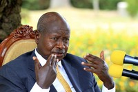 Ugandan leader praises Trump, says he loves him after 'shithole' comments