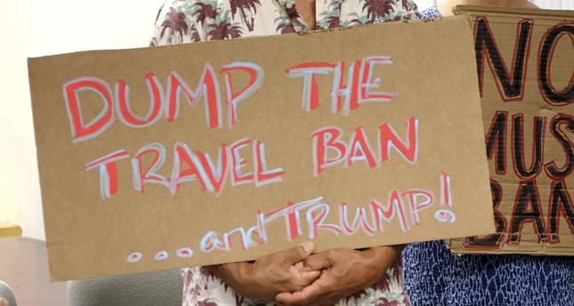 Trumps Einreiseverbot erneut blockiert