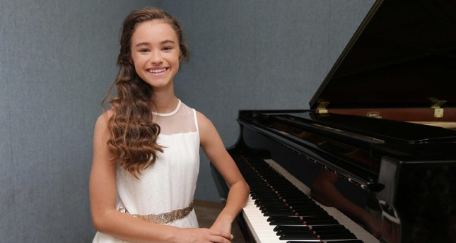 Young Turkish pianist shines at world competitions