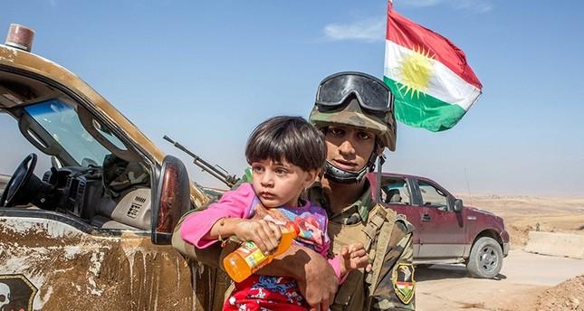 البشمركة تسيطر بشكل كامل على بعشيقة شمال شرق الموصل