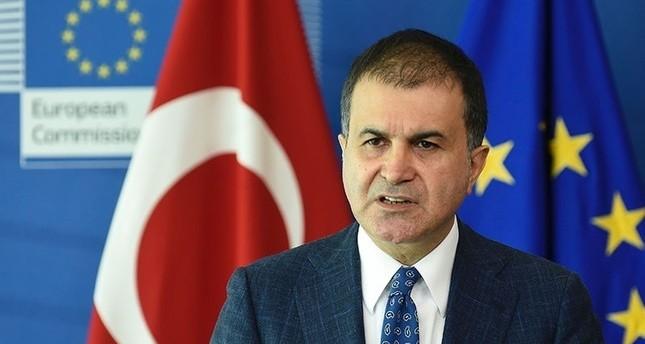 EU Minister Çelik