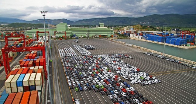 Turkey's automotive exports see second-highest monthly figure, hit $2.9B in October