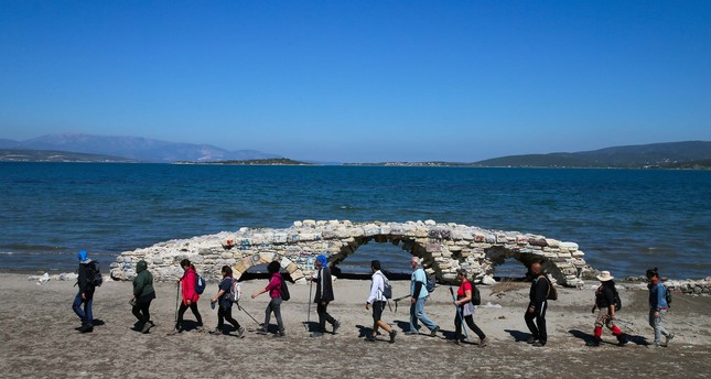 Explore Turkey's historic Ephesus-Mimas Route