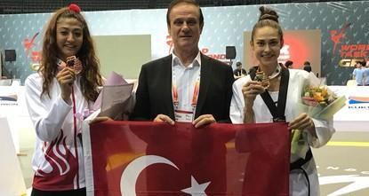 Turkey wins gold, bronze at World Taekwondo Grand-Prix