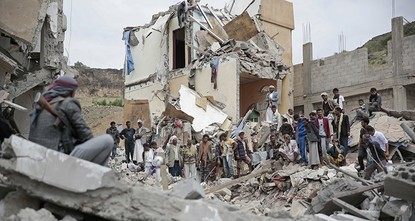 pA Saudi-led military coalition on Monday announced $1.5 billion in new humanitarian aid for Yemen, after the United Nations made what is called a record appeal for assistance for the war-ravaged...