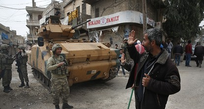 Afrin completely under control, Erdoğan says
