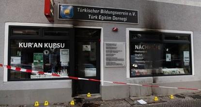 Brandanschlag auf türkischen Bildungsverein in Berlin