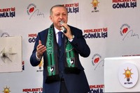 Erdoğan denounces CHP for its cooperation with pro-PKK HDP