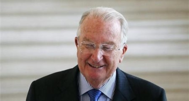 King Albert II (Reuters Photo)