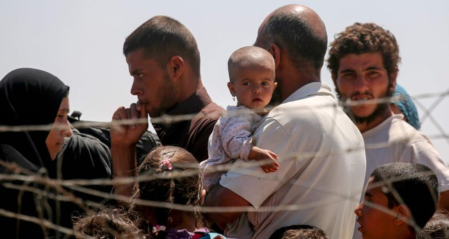 160,000 civilians displaced by fighting in Syria in May, UN says