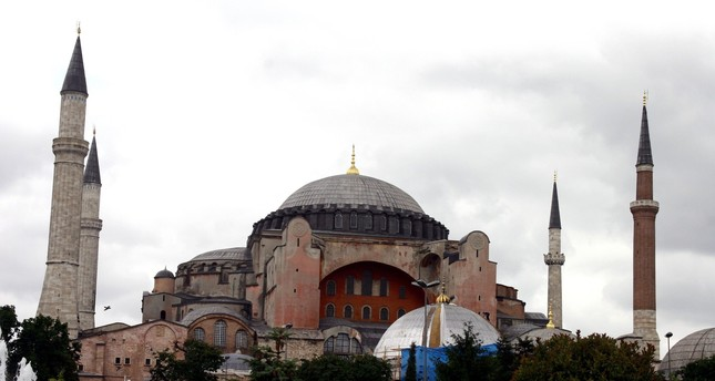 Use of Hagia Sophia Turkey's 'internal matter', German Foreign Ministry says