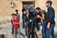 Jarablus peaceful enough to make films