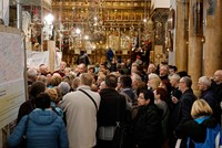 A new app to ease crowds at Jesus' birthplace